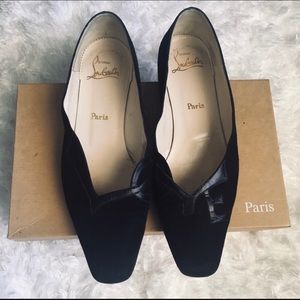 """Rare, vintage """"love"""" loafers, suede"""